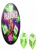 Paradice The Love Game Glow In The Dark Dice (47894.10)